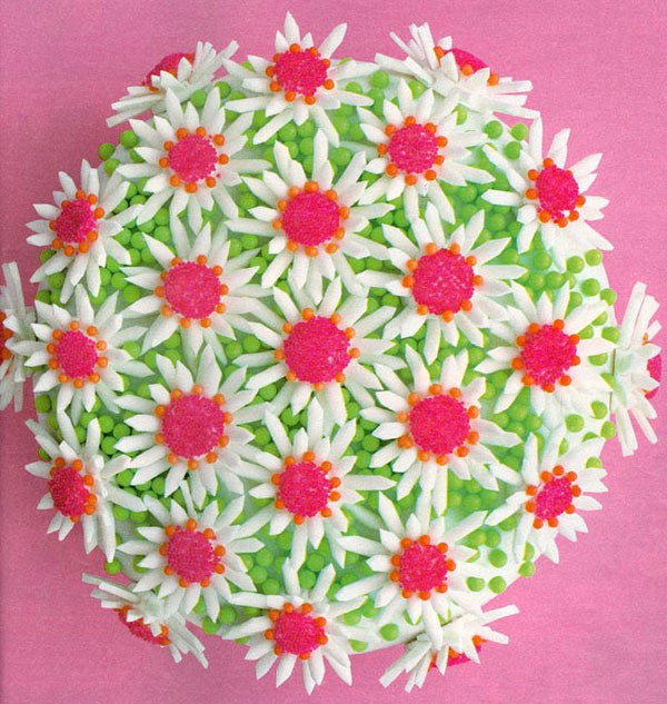 cressida bell - daisy cake