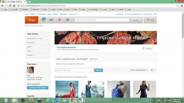 MMM - ivy rose design studio