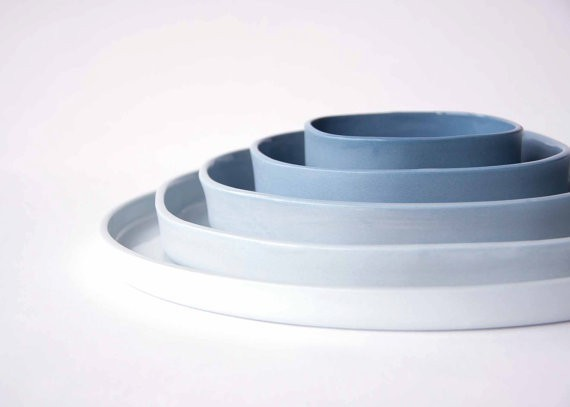 5 plates - designlump.etsy.com