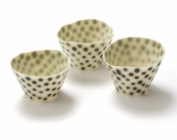 sandra bowkett - copper spot cups