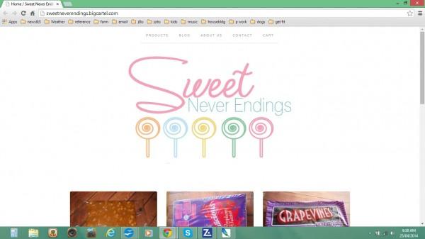 MMM - sweet neverendings
