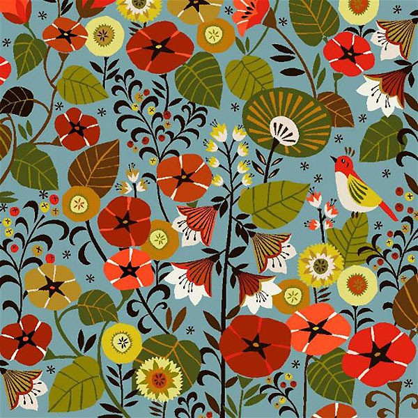 brie harrison - autumn garden