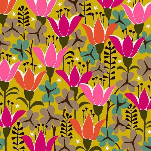brie harrison - daffodil field