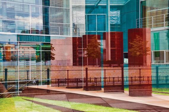matthew ling - reflection no11 - berlin