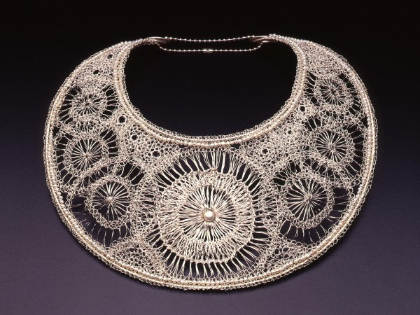 Arline Fisch - Lace Hub Necklace