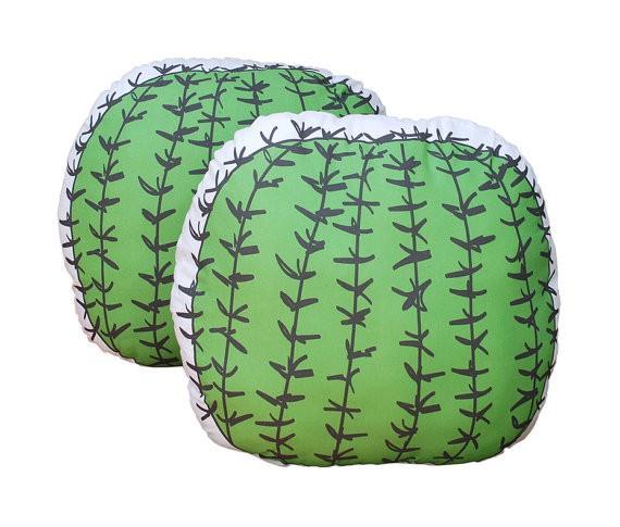 cactus cushion - cushbarcelona.etsy.com