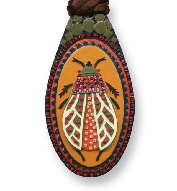 elsa mora - fly pendant