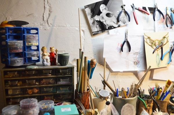 tessa rickard - studio