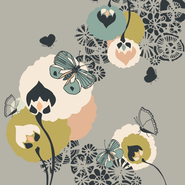 Inspiring : Frances Boyd {surface design}