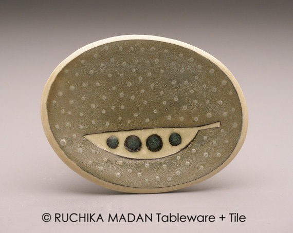 ruchika - little oval dish - peapod