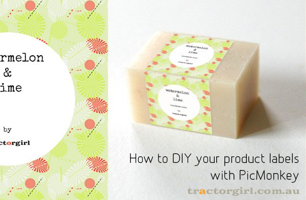 Small biz how-to: Make product labels with PicMonkey