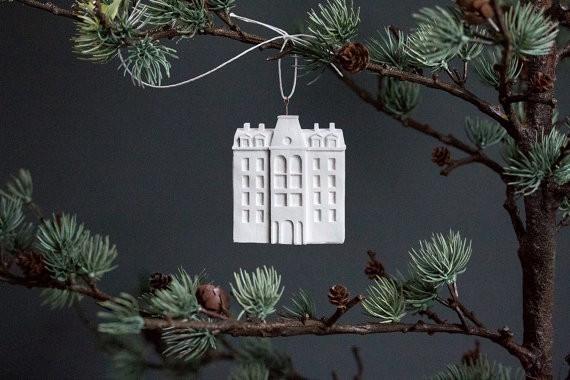 poast - paris tree ornament