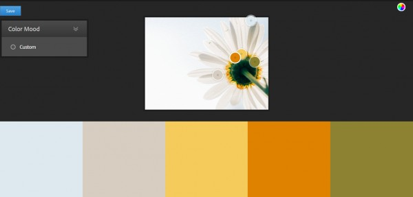 choosing the perfect colour -  colourpicker