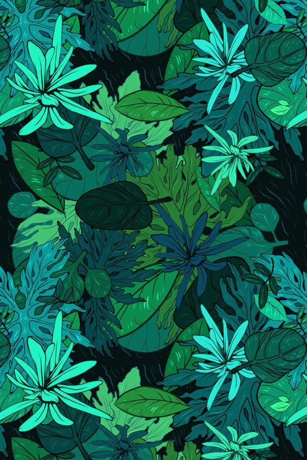 emily julstrom - jungle