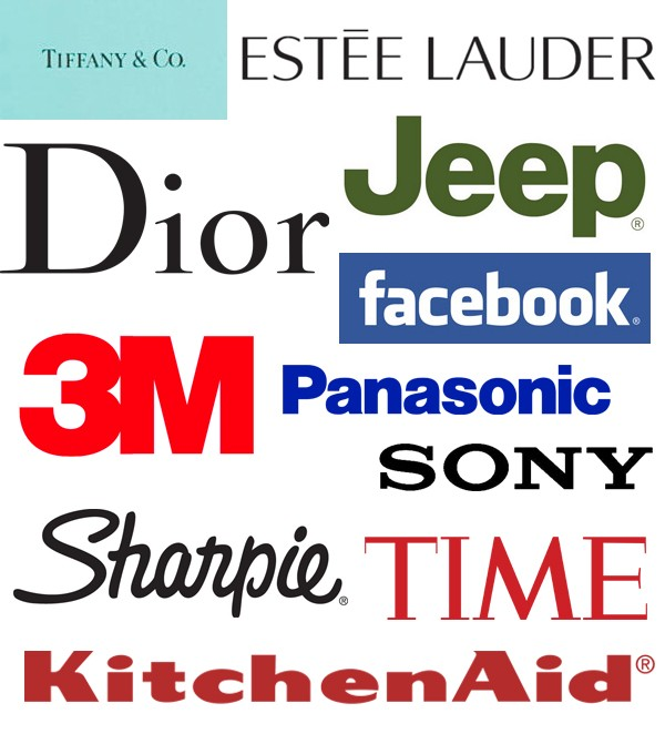 brand - wordmark logos