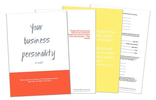 viz biz - branding for small business