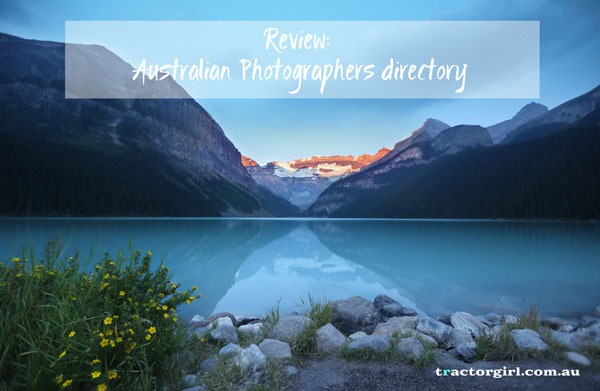 Review: The Photographers directory